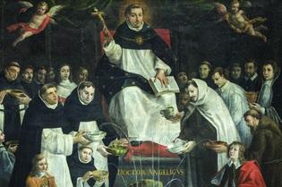 """Saint Thomas d'Aquin, """"La Somme contre les Gentils"""""""