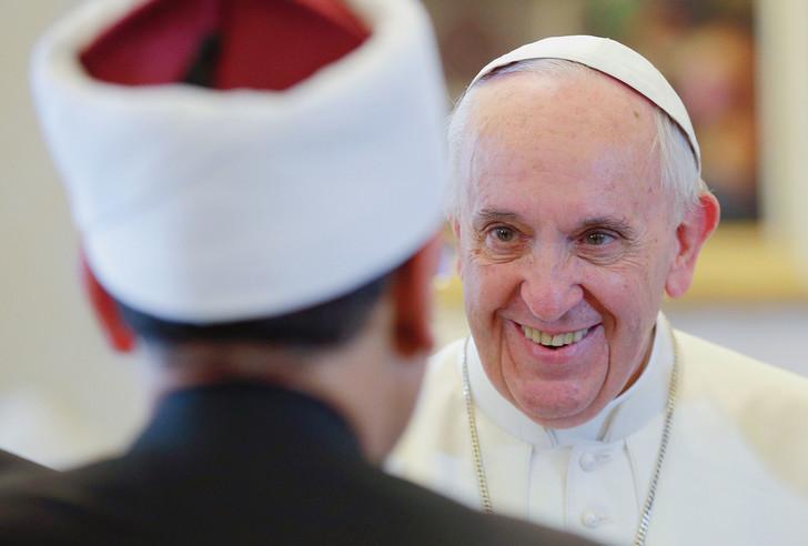 Première Lettre ouverte au Pape François