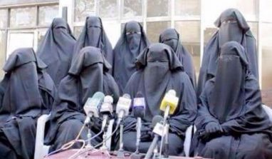 Burka, féminité et politique