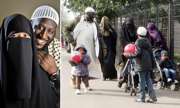Le mariage musulman 1
