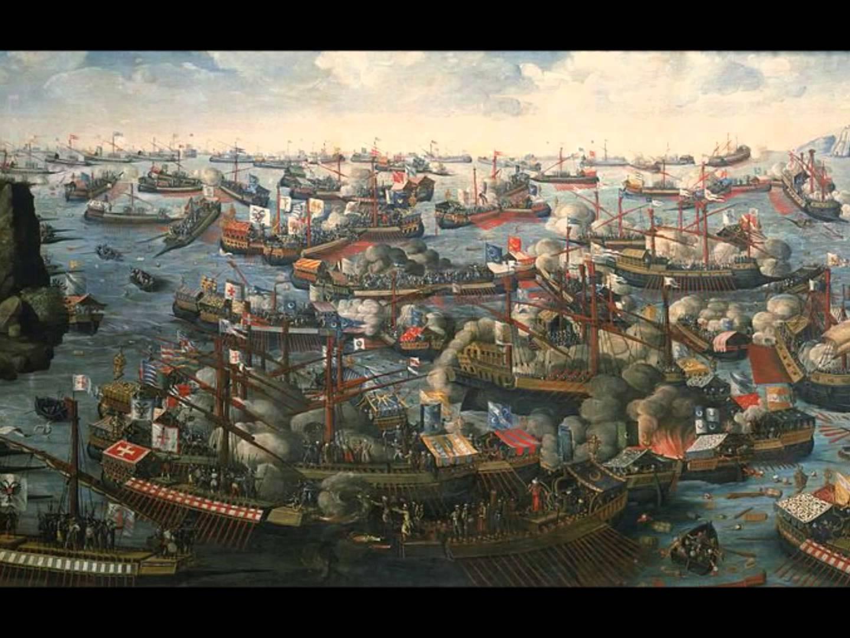 1571 Victoire à Lépante