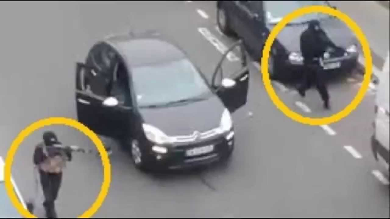 A propos de l'assassinat des journalistes de Charlie-Hebdo
