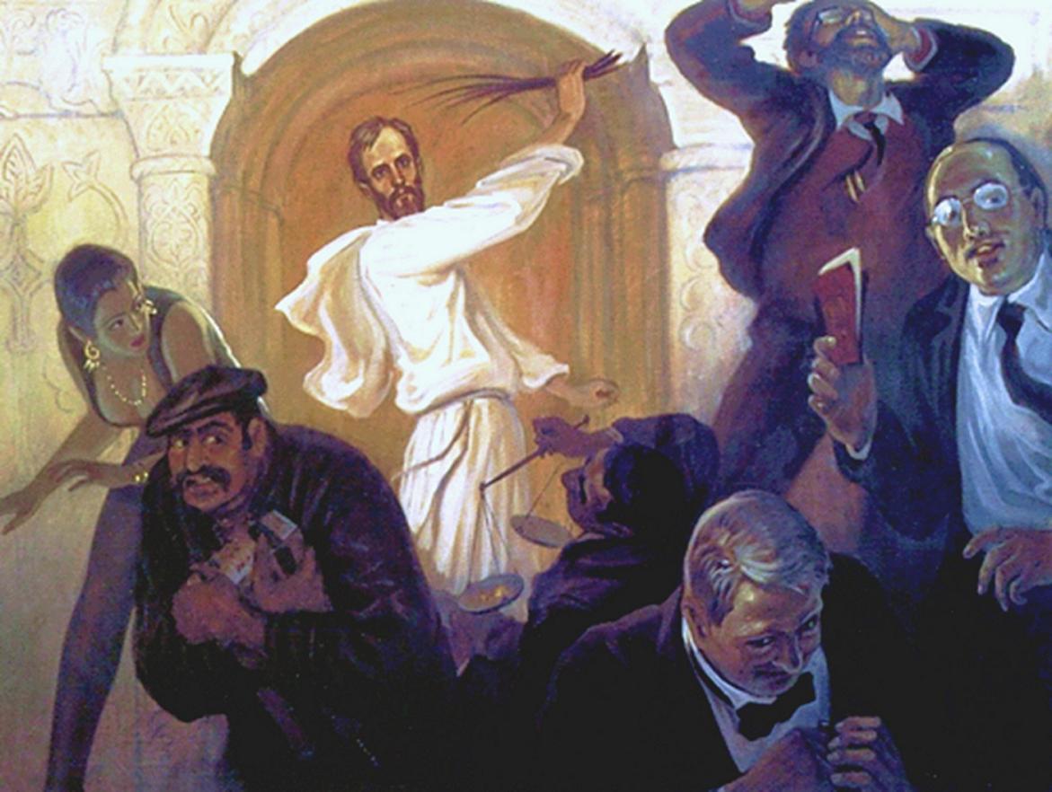 Jésus et la violence en islam
