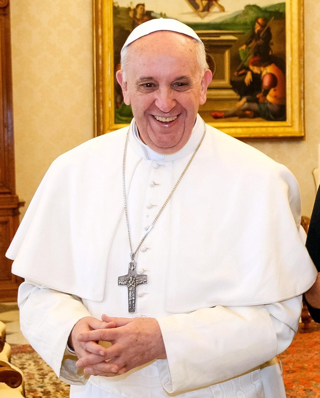Deuxième Lettre ouverte au Pape François