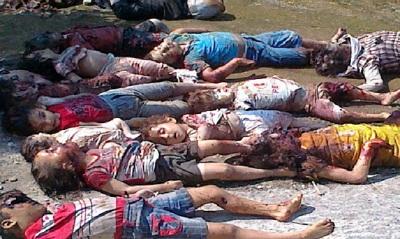 Nouveau génocide des chrétiens d'Orient