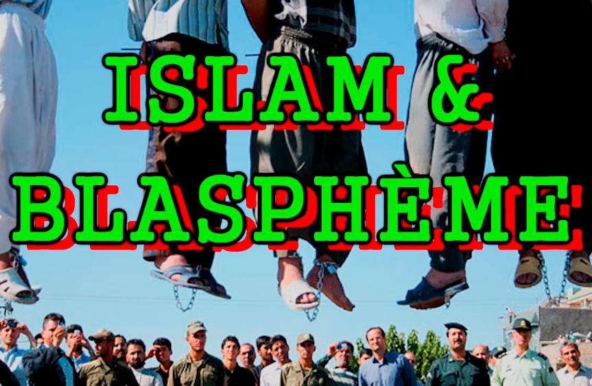 Islam et blasphème