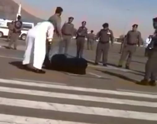 Exécution d'une femme en Arabie saoudite