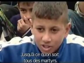 De l'amour des enfants pour la cause d'Allah