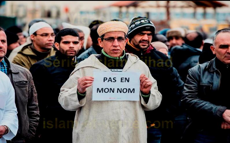 Musulmans modérés et non-modérés