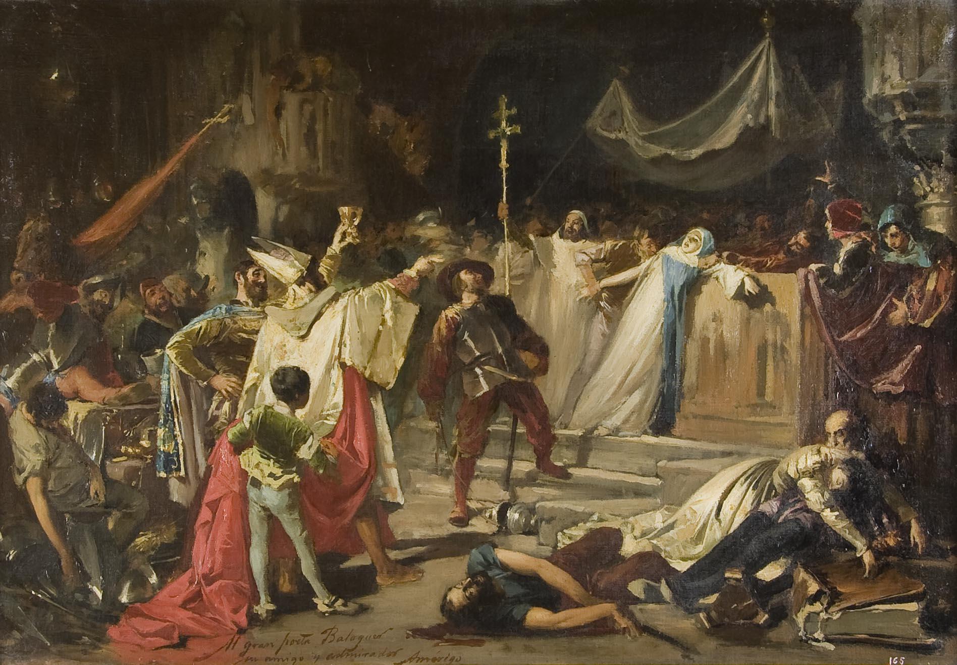 Le sac de Rome : un châtiment miséricordieux