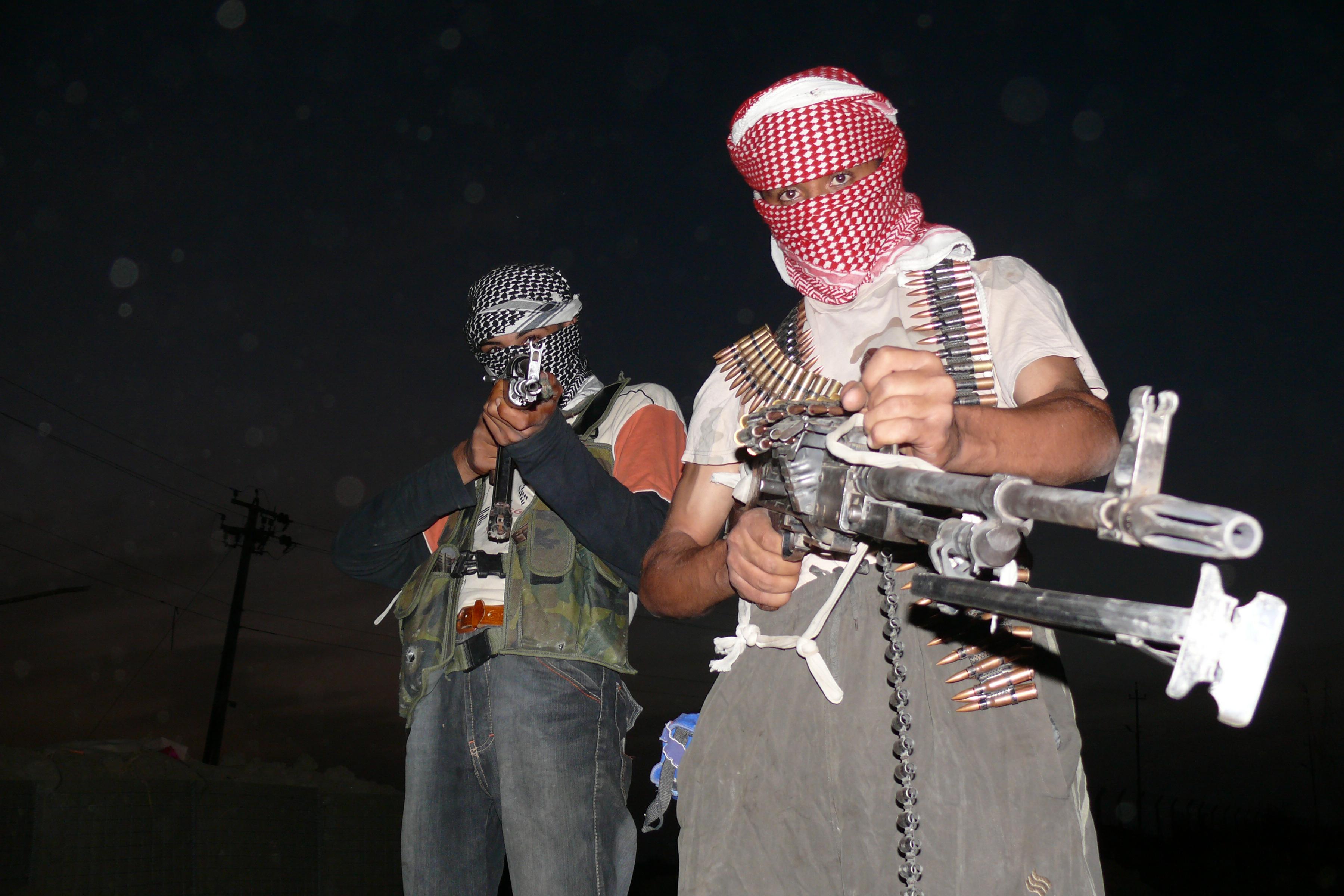 L'Etat islamique en action