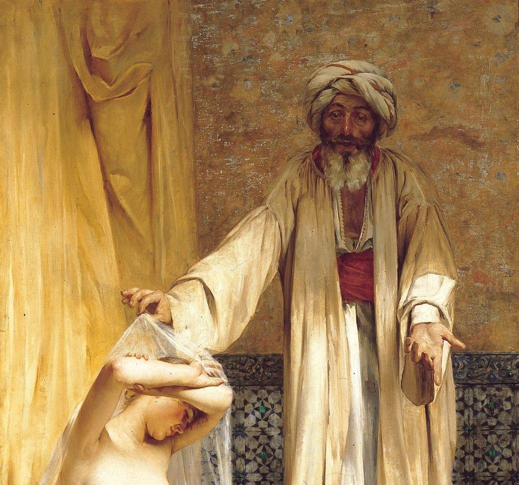 L'islam ne peut pas relier à Dieu