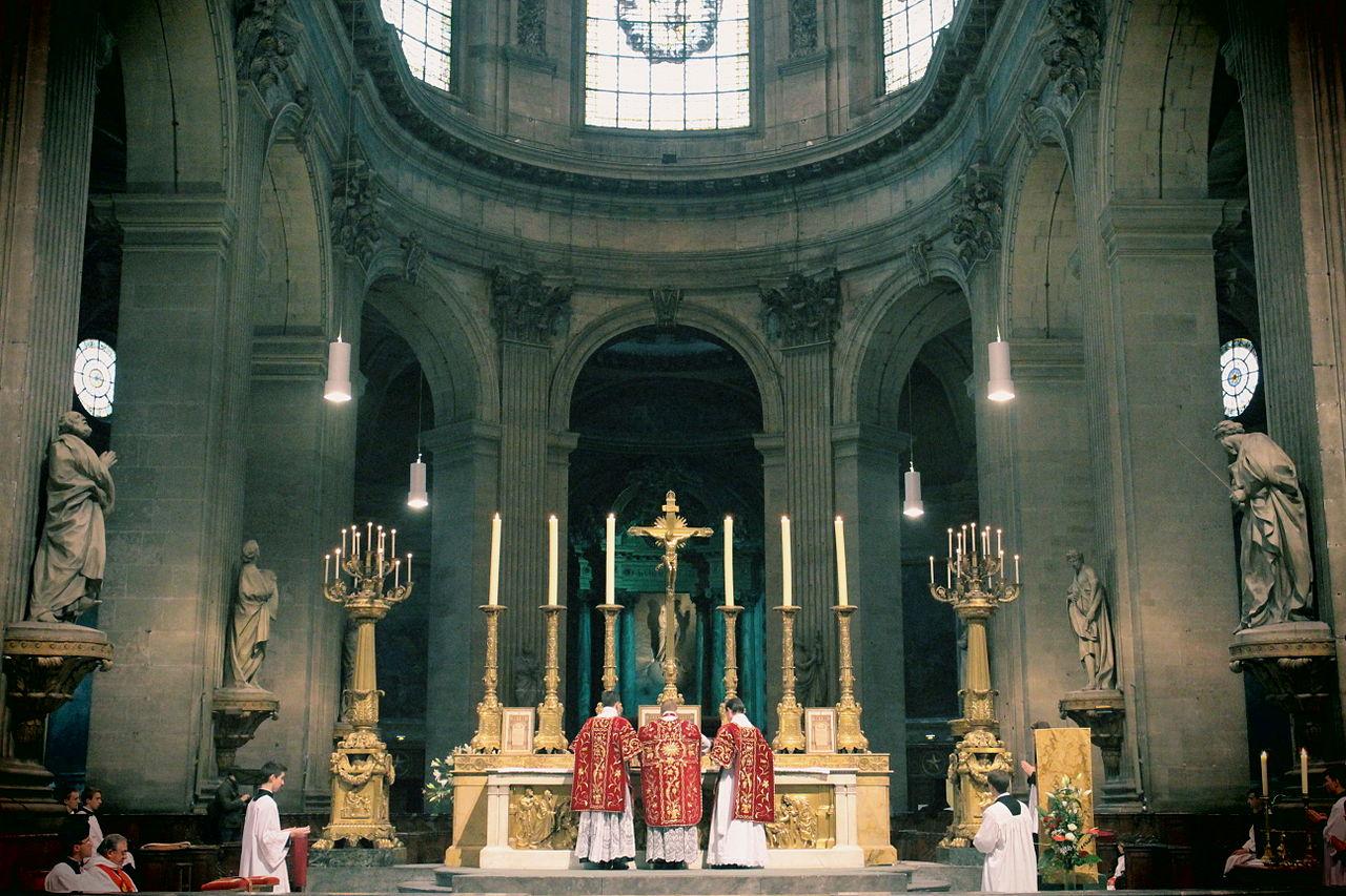 Pourquoi aller à la Messe ?