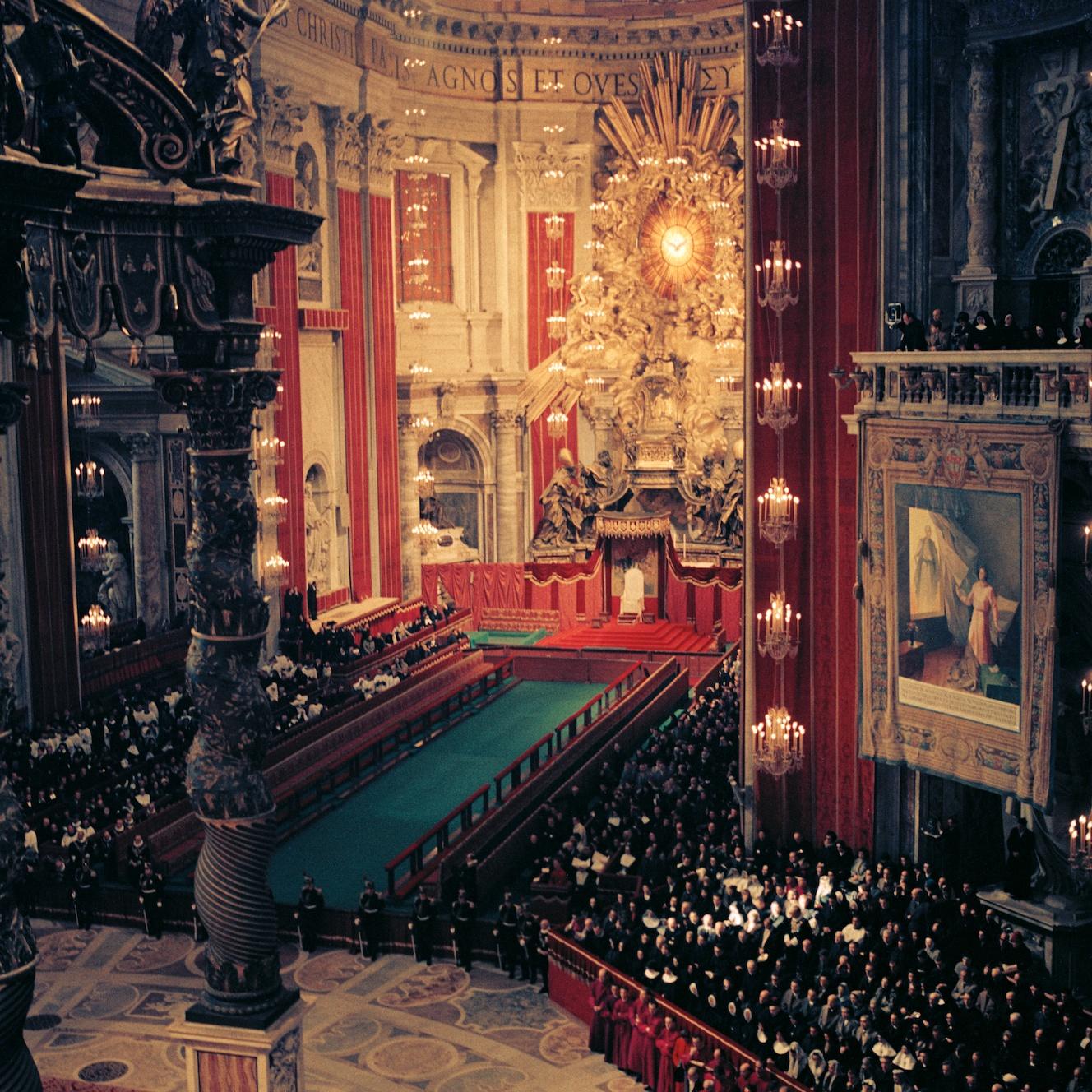 Vatican II et l'islam