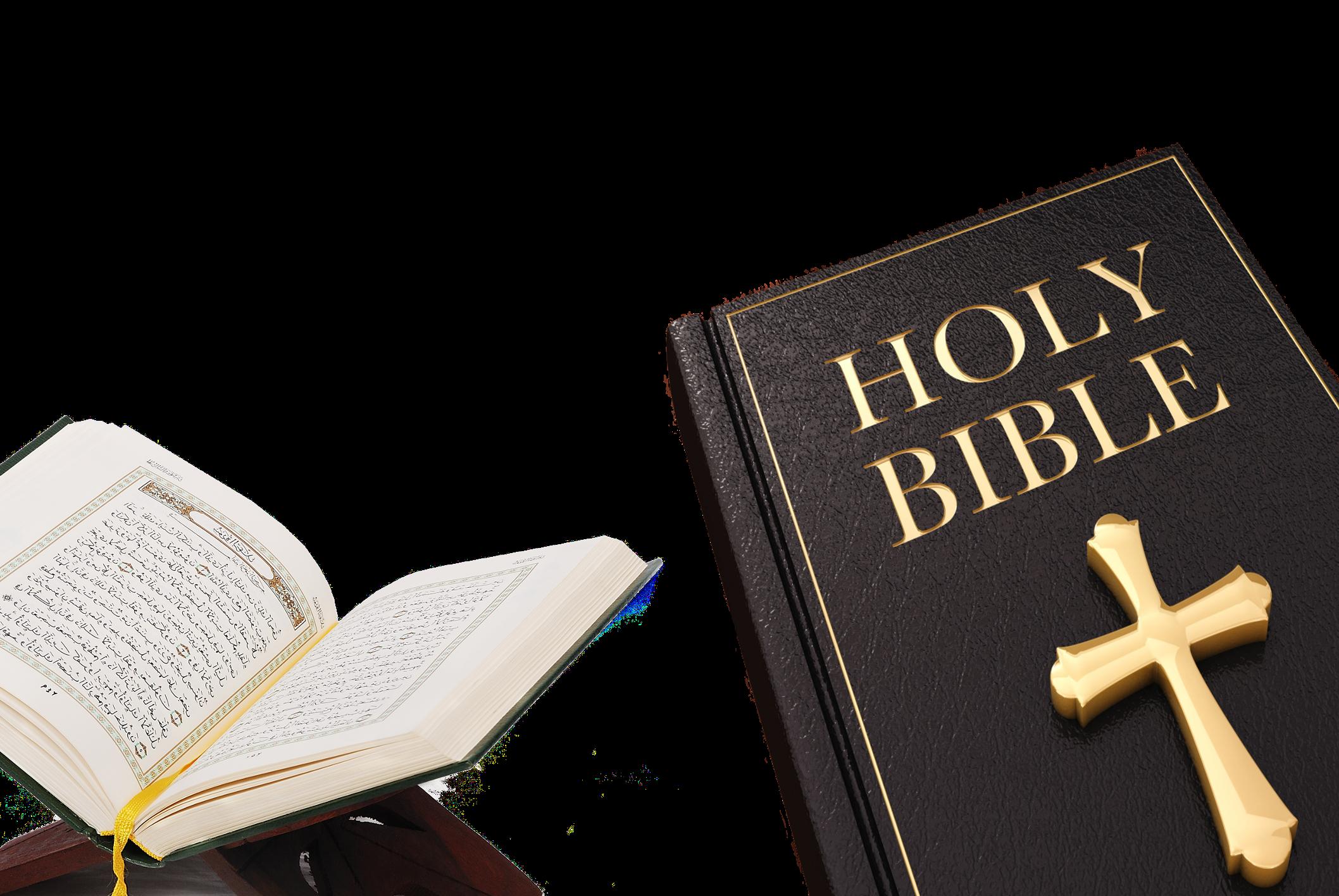 Croire au Coran et à la Bible