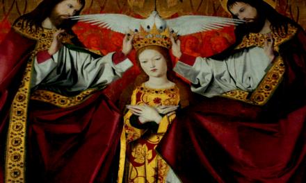 La grâce sans pareille de Marie
