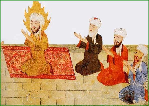 Mahomet ou l'Esprit Saint