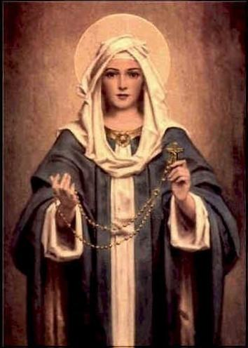 A propos de la prière du Rosaire