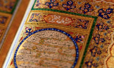 Le Coran ne dit pas pourquoi…