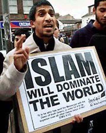 Le vrai islam autorise le viol des femmes et la destruction des églises