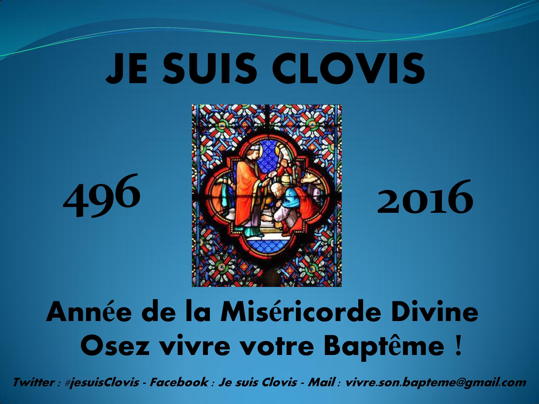 496-2016,  JE SUIS CLOVIS !