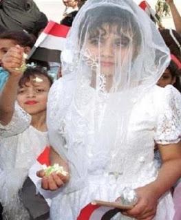 Islam : la petite fille qu'on épouse et dont on jouit