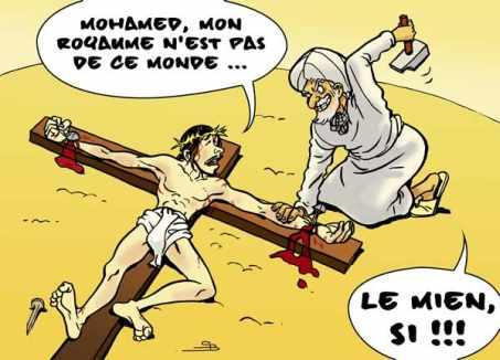 De la mort de Jésus et de l'islam
