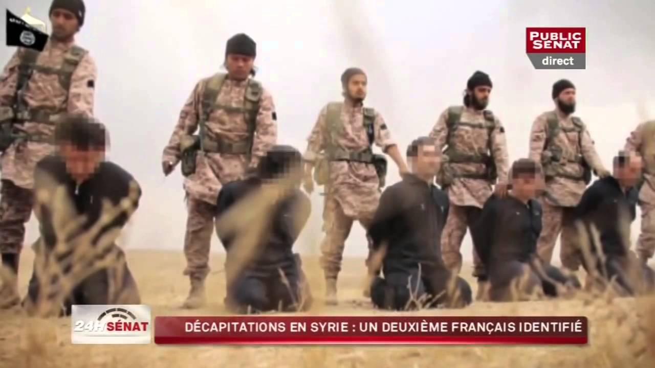 L'Etat islamique menace la France