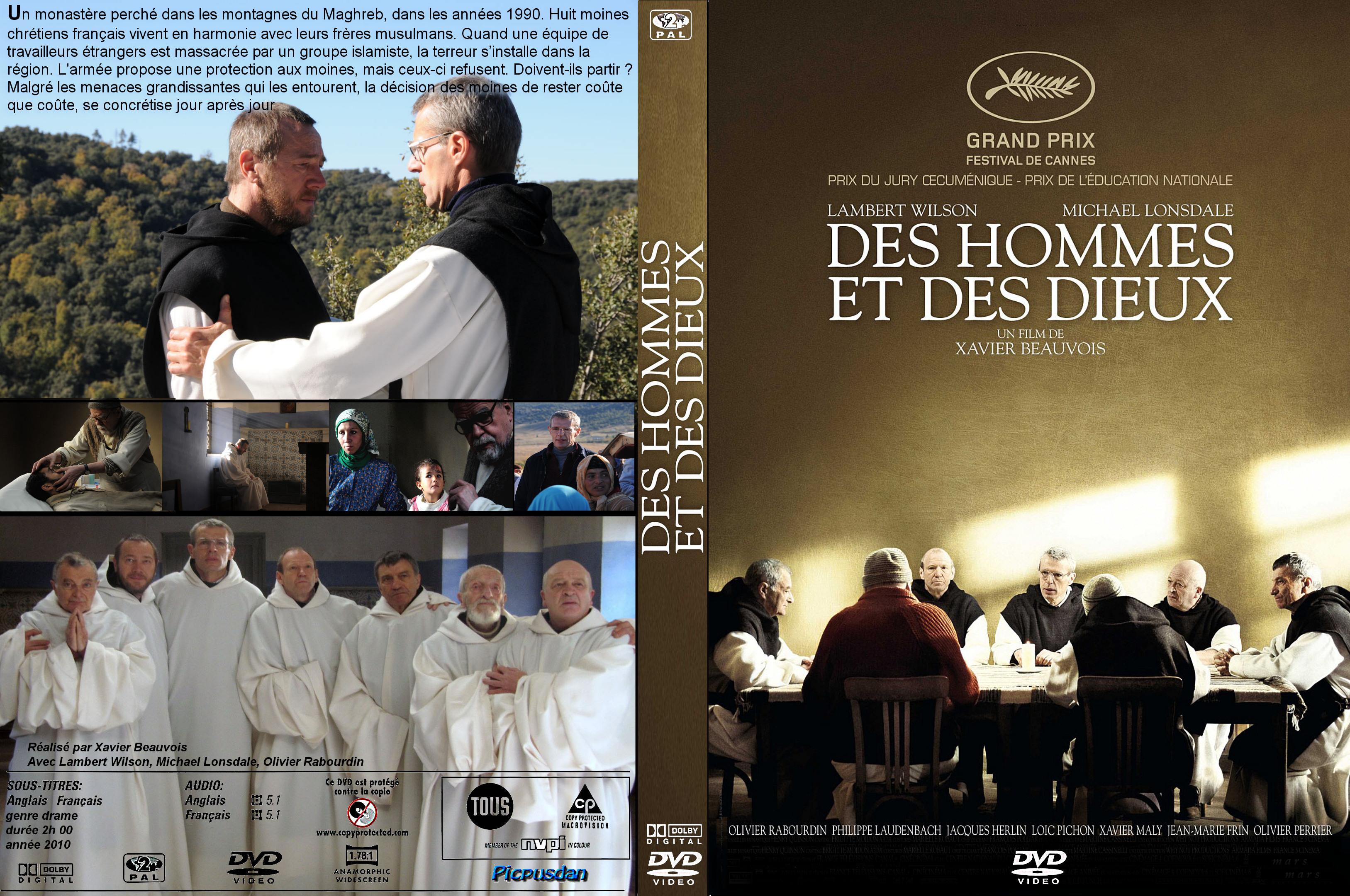 Des hommes, des dieux et l'abbé Salenson