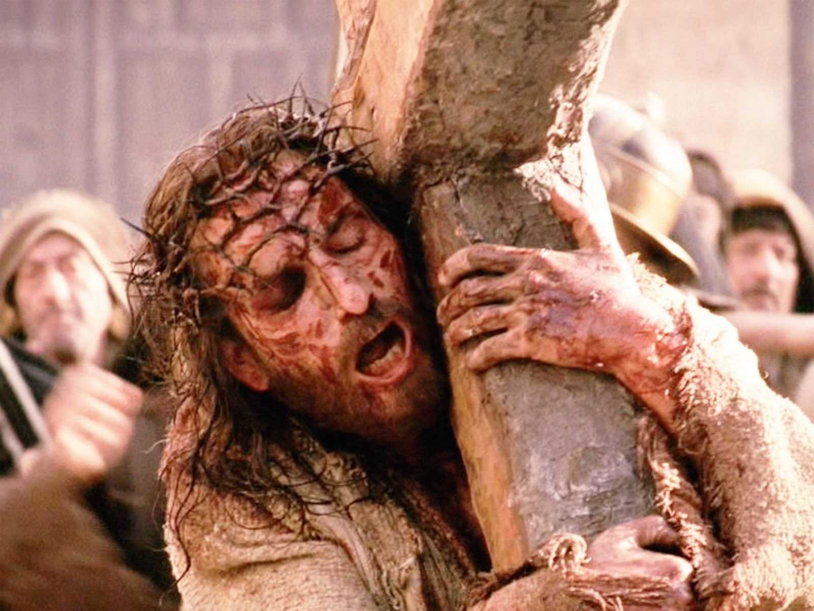 La Passion du Christ, selon Mel Gibson