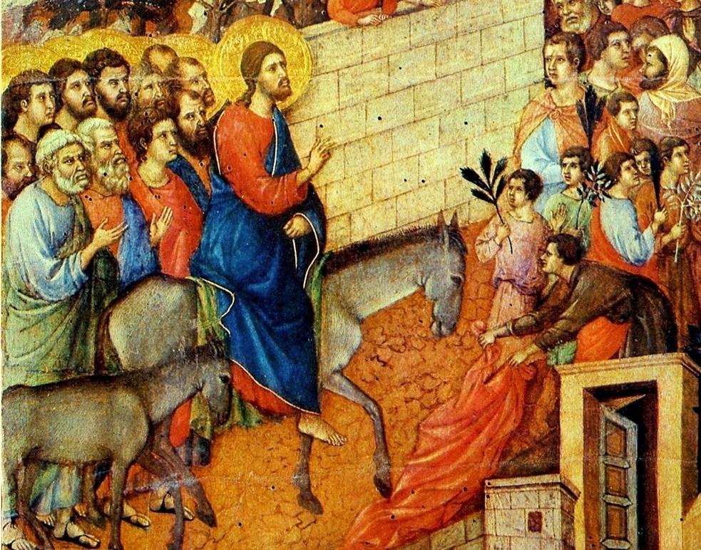 Suivre Jésus jusqu'où ? Homélie pour le Dimanche des Rameaux (annéeC)