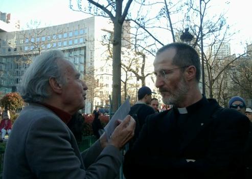 Descente policière contre l'Abbé Guy Pagès, pour « apologie du terrorisme »