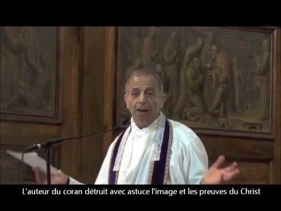 Lettre de l'abbé Pierre Madros à ses amis Européens Français, Belges et «Francophones»