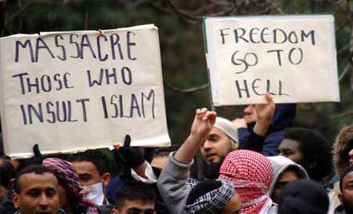 Voilà ce qu'il en coûte de vouloir quitter l'islam…