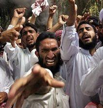 Allah remplit le coeur des musulmans de haine