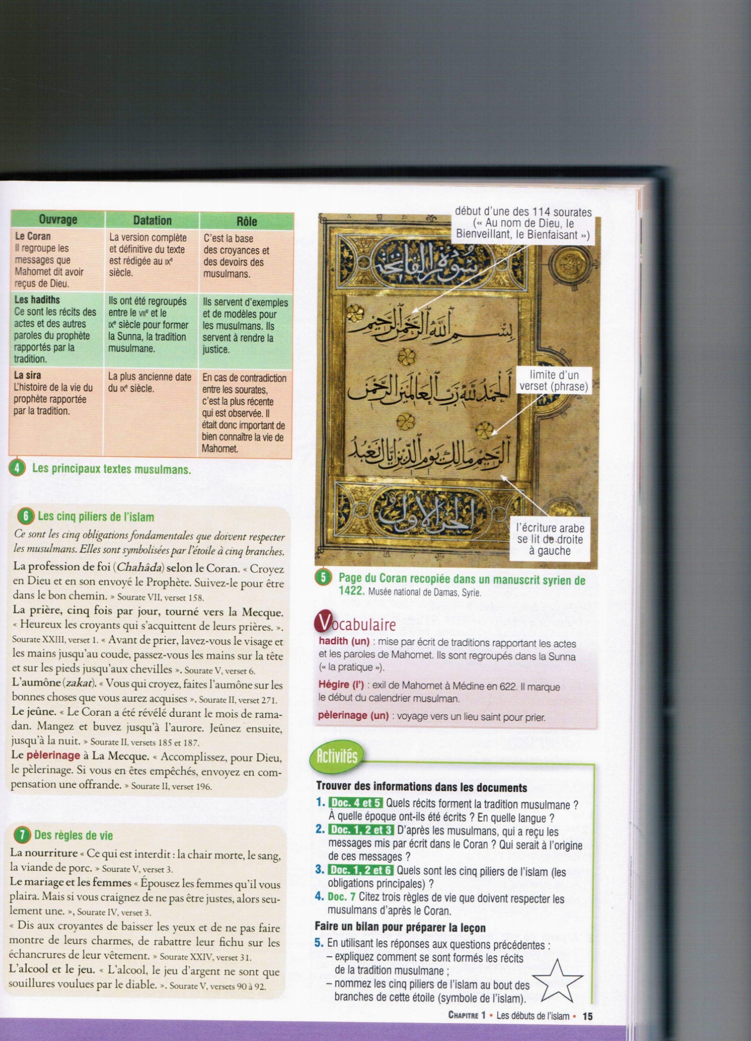 religion arabe sur la datation soignants en ligne de rencontres