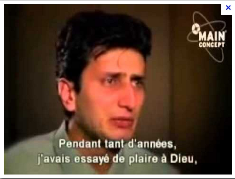 Un membre du Hezbollah, tueur de chrétiens, Afshin, rencontre Jésus…