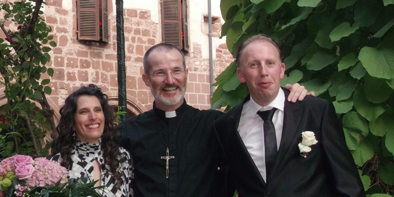Homélie pour le mariage de Martial et Valérie le 13.07.13