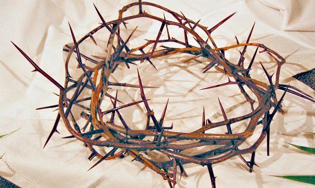Le sacrifice de Jésus