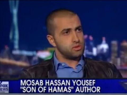 Le fils du fondateur du Hamas devient chrétien !