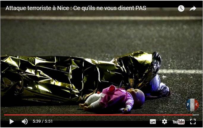 Attaque terroriste à Nice : Ce qui n'est pas dit…