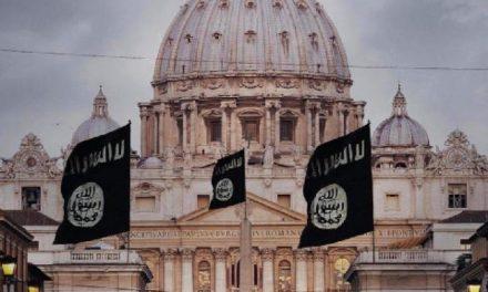 Allah veut Rome, et DAESH prépare sa chute