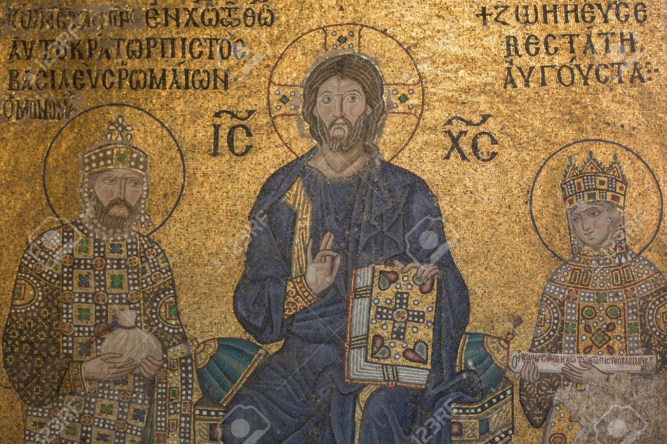 289 Constantin, l'Église et la Trinité