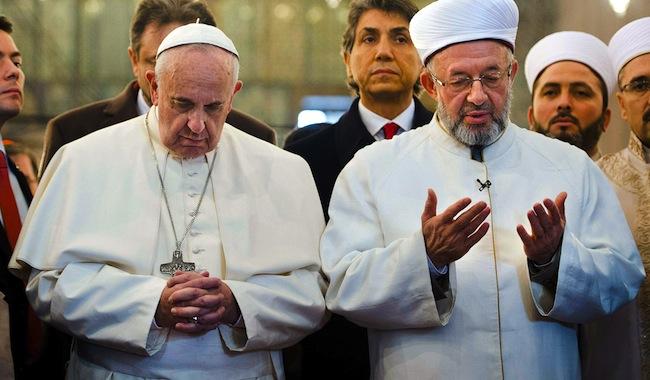 « Nous conquerrons Rome avec la permission d'Allah »
