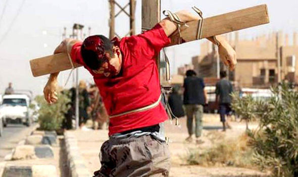 De la persécution des chrétiens