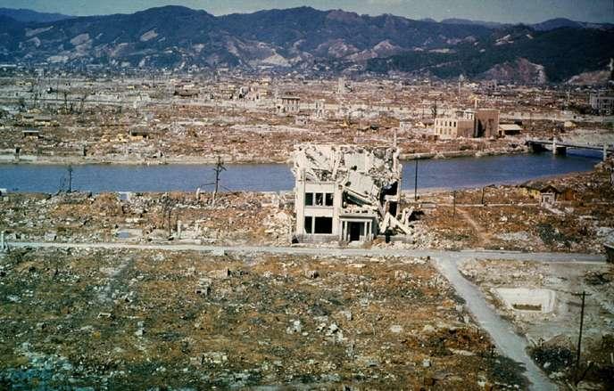 Hiroshima ou la bienveillance de Marie pour ses enfants