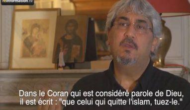 Témoignage de Mohammed Moussaoui devenu Joseph Fadelle