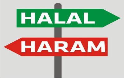 Hallal-haram, pur-impur