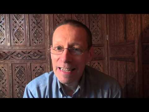 Arnaud Dumouch et la fécondation in vitro