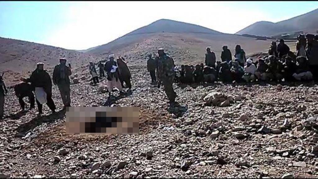 La loi d'Allah au pays des Talibans…